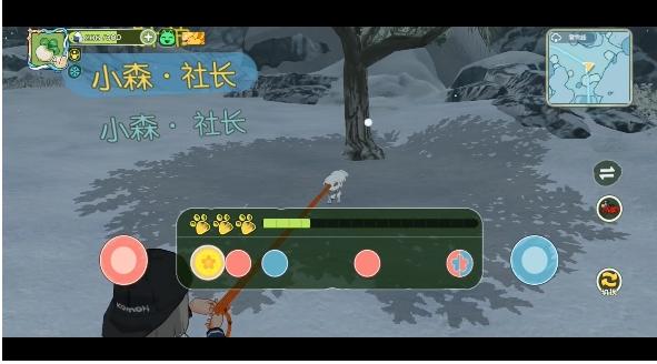 《小森生活》雾雪峰钓鱼攻略一览