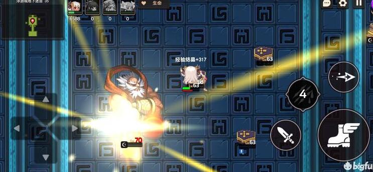 坎公骑冠剑浮游城迷宫35详细通关攻略