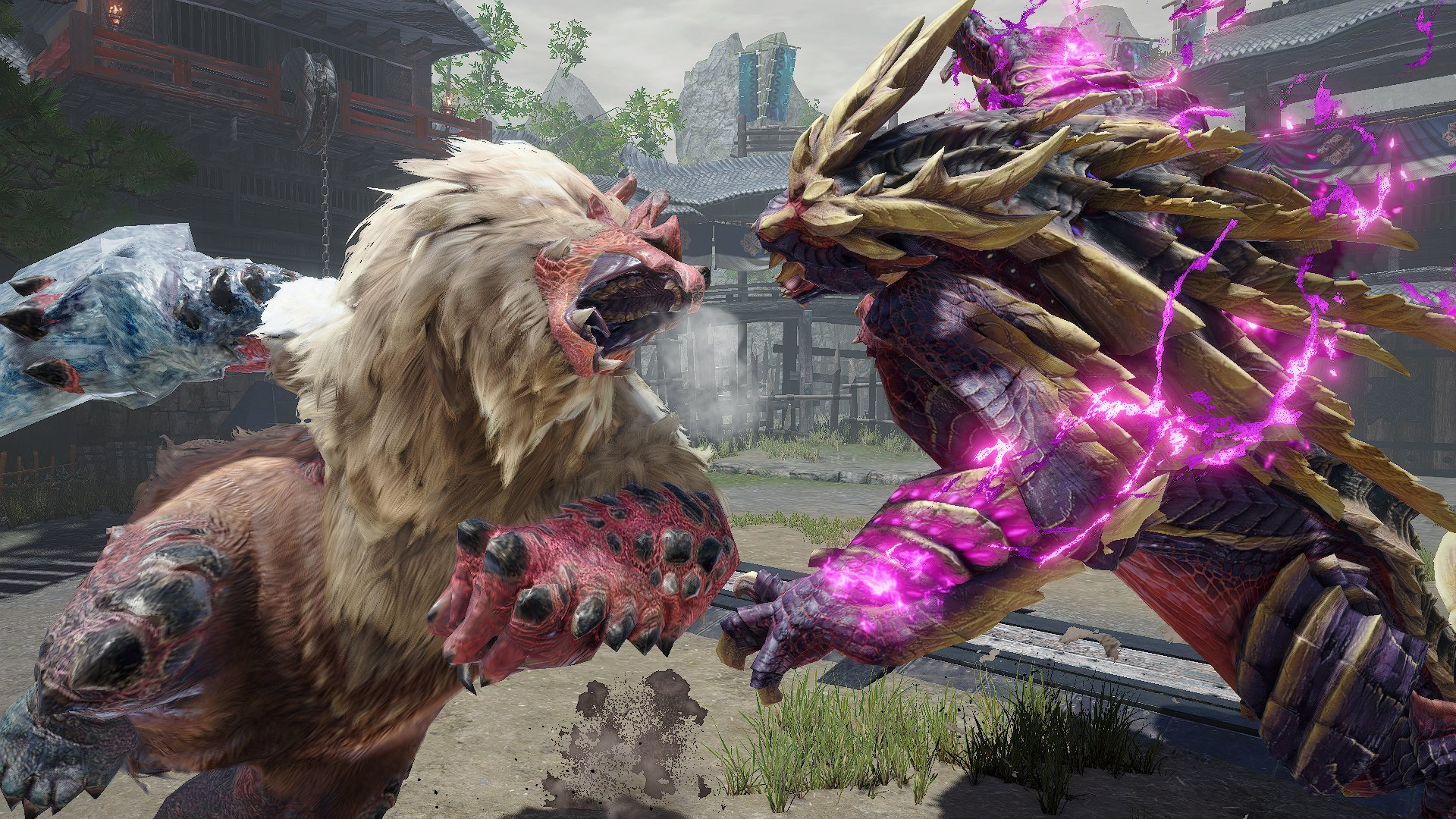 《怪物猎人 崛起》推送全新活动任务 完成可获得特殊称号奖励