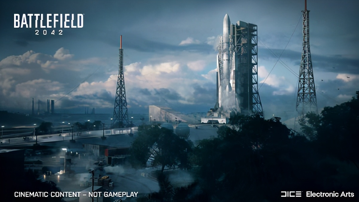 EA《战地2042》7月初展开技术封测 128人征服模式