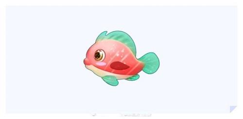 摩尔庄园手游胭脂鱼在哪里钓?
